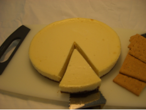 Big Cheese Cheesecake